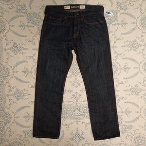 Old Navy Slim Straight Jeans 32 X 30